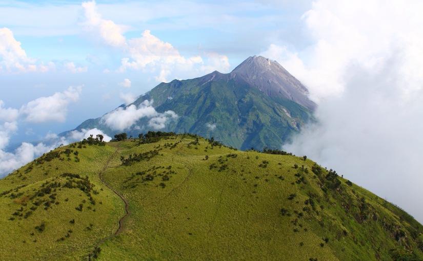 Menyambangi kemegahan GunungMerbabu