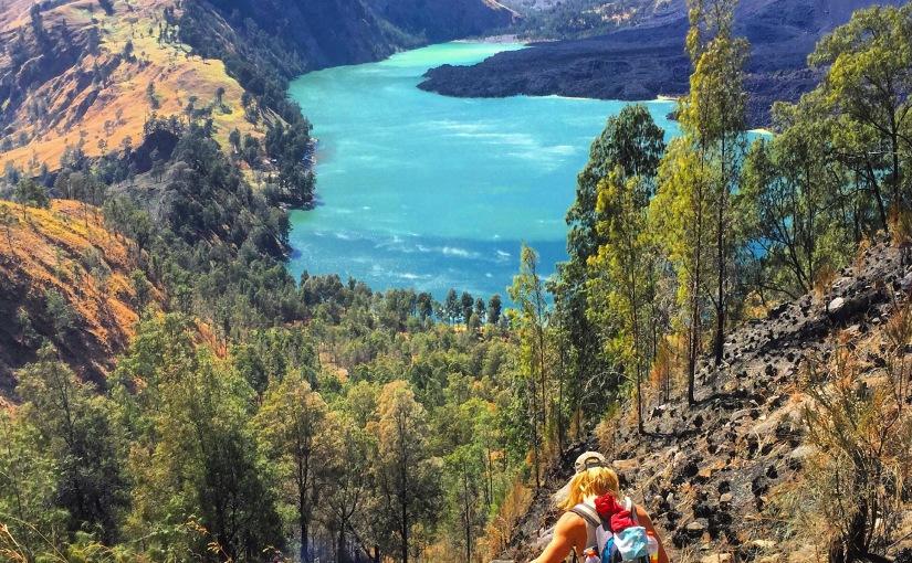 Pendakian Rinjani, menyambangi singgasana DewiAnjani