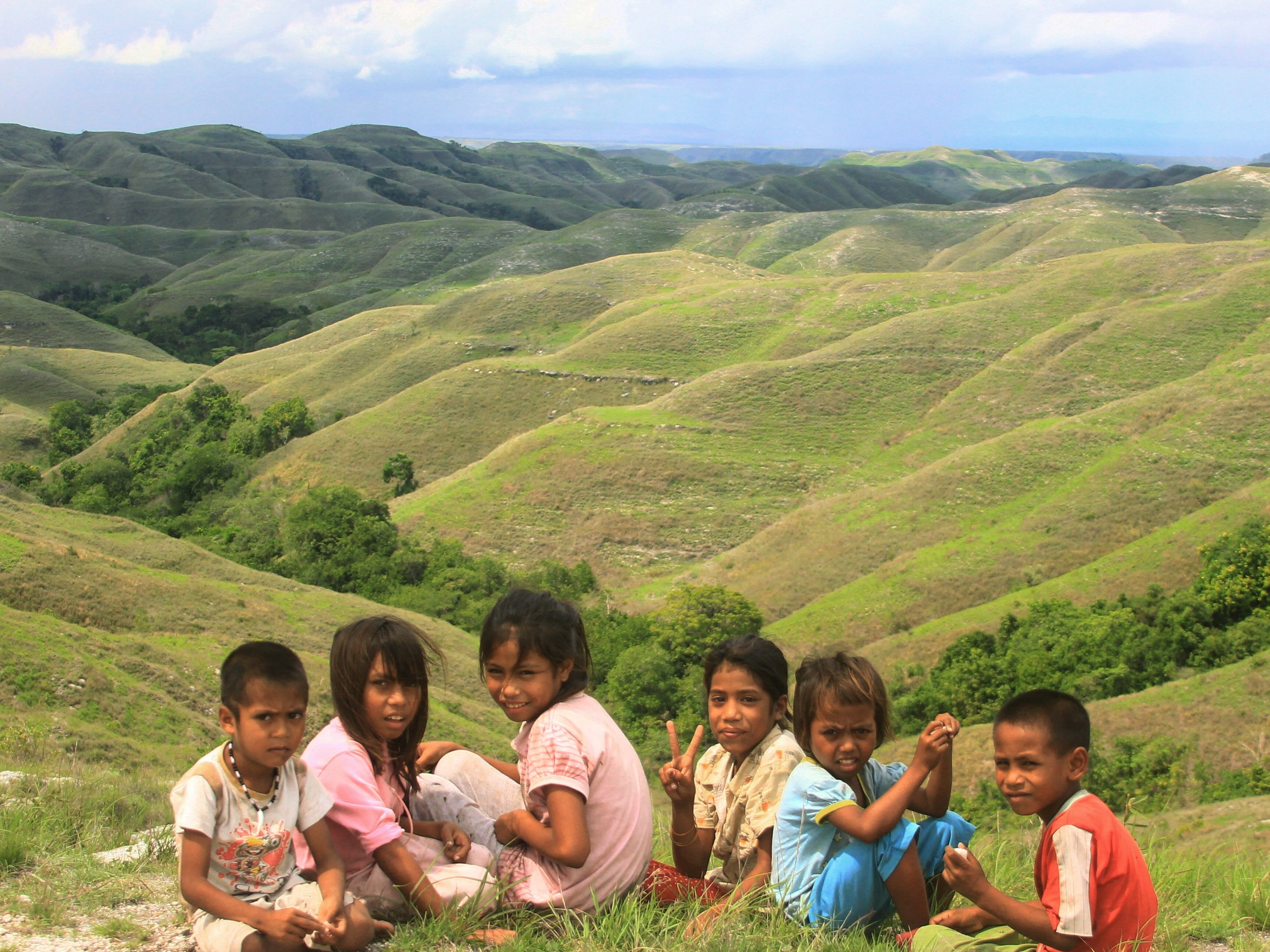 Anak-anak Sumba, Masa depan nasib Sumba